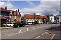 SP8743 : High Street, Newport Pagnell by Stephen McKay