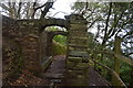 SX4551 : Archway, Mount Edgcumbe Park by N Chadwick