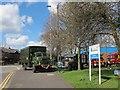 SJ7561 : Army ambulances by Stephen Craven