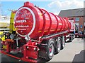 SJ7560 : Volvo tanker by Stephen Craven