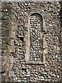 TQ1605 : Sompting church: blocked window by Stefan Czapski