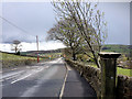 SE0218 : Rochdale Road, Towards Ripponden by David Dixon