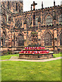SJ4066 : Chester City War Memorial by David Dixon