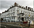 SH7882 : Marine Hotel by Gerald England