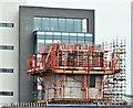J3474 : CQ2, City Quays, Belfast - May 2016(1) by Albert Bridge