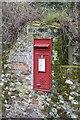 SU5631 : Wall Post Box by Bill Nicholls