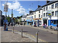 H4572 : High Street, Omagh by Kenneth  Allen