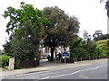 TL9824 : Entrance to St Mary's School, Lexden by PAUL FARMER