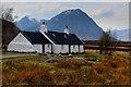 NN2653 : Blackrock Cottage by Chris Heaton