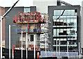 J3474 : CQ2, City Quays, Belfast - May 2016(3) by Albert Bridge