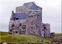 NM1553 : Breachacha Castle, Coll by Alan Reid