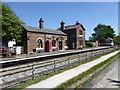 SJ3377 : Hadlow Road Railway Station by Eirian Evans