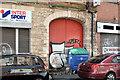 J3374 : Former Swanston's warehouse, Belfast - May 2016(3) by Albert Bridge