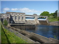 NN9357 : Perthshire Architecture : Pitlochry Dam And Power Station by Richard West