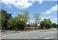 SJ8700 : Wergs Road near Wolverhampton by Roger  Kidd