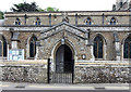 TL4849 : St Mary, Sawston - Porch by John Salmon
