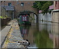 SK5879 : Chesterfield Canal in Worksop by Mat Fascione