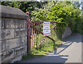 J3569 : BWC gate, Belfast by Rossographer