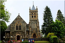 The Carver Church, Windermere by Chris Heaton