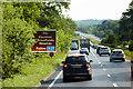 SU2812 : Northbound A31 near Levey Hill by David Dixon