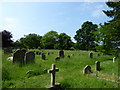SU9072 : St Mary, Winkfield: churchyard (c) by Basher Eyre