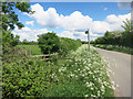 SP8007 : Footpath Entrance near Kimble Wick by Des Blenkinsopp