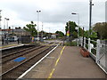 TL9863 : Station Road Level Crossing, Elmswell by Adrian Cable