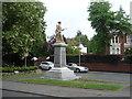 SJ7955 : War Memorial, Alsager by JThomas