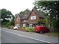 SJ7958 : Houses on Cappers Lane (A533) by JThomas