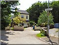 SJ9494 : Woodend Villa by Gerald England