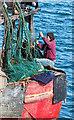 NM8529 : Mending the nets : Week 24