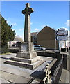SS5898 : War Memorial, Gorseinon by Jaggery