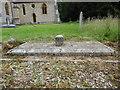 SU9296 : Grave of Ellen Wilkinson in Penn Street churchyard (2) by David Hillas