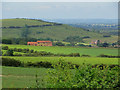 TA1100 : View from Whitegate Hill, near Caistor by Paul Harrop