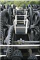 SJ6475 : Anderton Boat Lift - giant Meccano set : Week 26