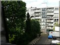 TQ2680 : Lancaster Gardens & Elms Mews from Room 466 of the Corus Hotel, Lancaster Gate by Rich Tea