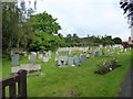 TL1596 : St Mary, Orton Waterville: churchyard (A) by Basher Eyre