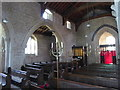 TF0907 : Inside St Lawrence, Tallington (III) by Basher Eyre