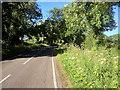 SJ4270 : Wervin Lane by David Dixon