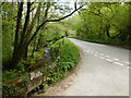 SX3170 : Junction at Kerney Bridge near Berrio Mill by James Emmans