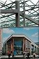 SJ6088 : New Market takes shape, Warrington : Week 28