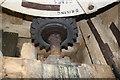 SP6514 : Brill Windmill - stone nut by Chris Allen