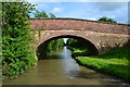 SP4381 : Bridge No 27 on the Oxford Canal : Week 29