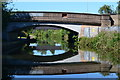 SP1190 : Wood Lane Bridge, Birmingham and Fazeley Canal by David Martin