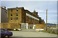 SJ4913 : Ditherington Flax Mill, 1990 by Robin Webster