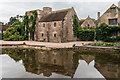 ST0821 : Cothay Manor gatehouse by Ian Capper