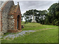 NX0848 : McTaggart Memorial and Kirkmadrine Church by David Dixon