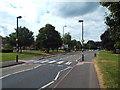 TQ4563 : High Street, Green Street Green by Malc McDonald