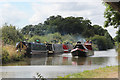 SP5365 : Narrowboat at Grand Union Canal by Oast House Archive