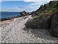 NR9452 : Rock fall by Jonathan Wilkins